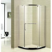 China Stainless Steel 304 Shower Cubicle 900*900 Arc Shower Enclousure wholesale