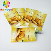 China 250g 500g dries fruit custom foil lined bottom gusset stand up pouch mylar plastic moisture proof doypack bags wholesale