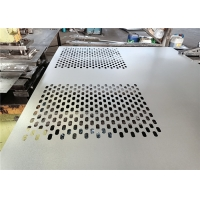 China 2mm Hole Diameter length 2m Metal Perforated Sheet For Speaker wholesale