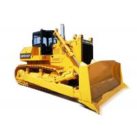 China Construction Earth Moving Machines 320hp Track Type Tractor Swamp Bulldozer wholesale
