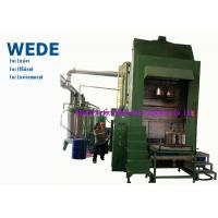 Auto Vacuum Impregnation Machine , Varnish Impregnation Machine For New Energy Motor