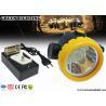 China 90 preuve de corrosion rechargeable sans fil de la batterie WF2 du phare 2200mAH de Lum LED wholesale