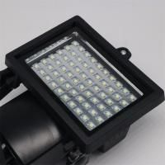 60 Led Solar Light Sensor Security Garden Light PIR Motion Sensor Path Wall