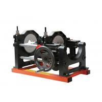 2 Ring Hand Rotating Butt Welding Machine For Pipes Of 63 Mm To 200 Mm