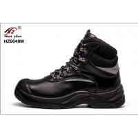 China Hygiene Composite Safety Shoes Customized Cambrelle Lining With Steel Plate wholesale