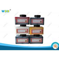 China Batch Code Printer Domino Ink Cartridge IR-270BK 1.2L Black Energy Saving wholesale