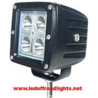 Buy cheap 12W IP68 waterproof led work light from wholesalers