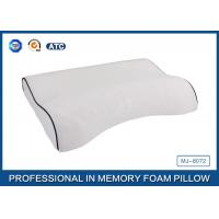 China Super Comfort Customized Visco Memory Foam Massage Pillow , Density 45-50D wholesale