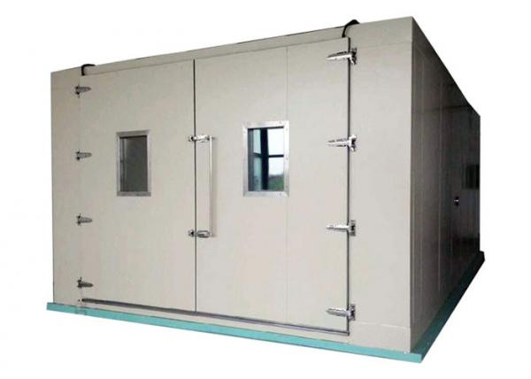 Quality Easy Operated Environmental Test Chamber 20% - 98% RH Humidity Control for sale