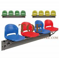 China factory price of football bleachers audience seats soccer stadium chairs floor fixed on sale