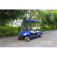 China Mini 4 Wheel 4 Person Electric Club Car Golf Carts With 48V Battery Powered on sale