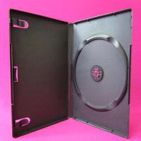 China Black single DVD case on sale