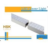 China LED Linear Ceiling Lighting For Supermarket And Office Seamless Connection wholesale
