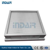 China Space Saving High Efficiency HEPA Filter Well Sealing Performance For GMP Class wholesale