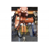 China 380V 35 Ton 1440 R/Min Explosion Proof Chain Hoist on sale