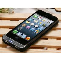 China hot sale 2200mAh back clip battery for iphone5/5s,1 year warranty,free shipping wholesale