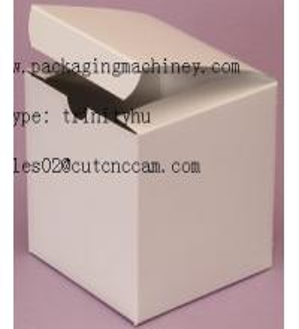 China white paper box CNC cutter table sample maker machine wholesale