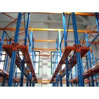 China Large Scale Drive In Pallet Racking Space Saving For Warehouse Storage wholesale