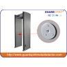 China Detectores de metales de la puerta en la estación de la escuela, detector de metales de la arcada XYT2101S wholesale