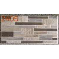 China Good Building 200 X 400 Wall Tiles , Gray Brick Style Wall Tiles  Non Slip on sale