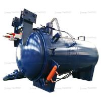China Industry Use Horizontal Leaf Filter Crude Oil / Lubrication Oil Filter Press on sale