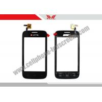 China Cell Phone Original Replacement Touch Screen Digitizer Front Glass Lens Panel For TCL J320 on sale