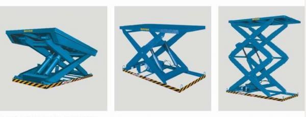 Quality Типа Мини 1м неподвижная антенна Ссиссор платформа подъема с системой гидравлический подниматься for sale