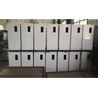 China Galvanized Small Waste Oil Burner Hot Water Boiler No Rust Fully Automatic Self Diagnosis wholesale
