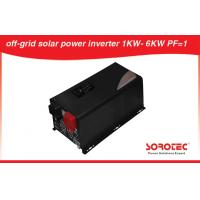 Off Grid Solar UPS Power ondulur  Inverter With MPPT 40A Charger Controller