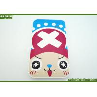 China OEM Logo One Piece Printing Power Bank Dual USB Interface 2200mAh wholesale