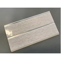 China Resistance To Water Absorption Pvc Bathroom Wall Panels , Pvc Cladding Sheets 5.95m Legnth wholesale