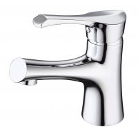 China Bathroom Single Lever Mixer Taps Faucet , wall mounted bath shower mixer wholesale