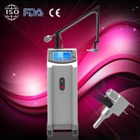 Skin whiten and tighten spots scar wrinkle removal machine fractional co2 laser