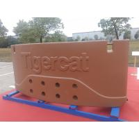China Forestry Machinery Forklift Counter Weight Using Gray Iron Material wholesale
