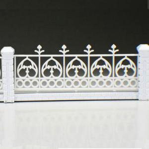 China LAYOUT MODEL Plastic Guardrail,AL100-02 SCALE 1/100 wholesale