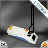 China Portable Laser Skin Treatment Machine , CO2 Laser Acne Removal Machine 10600nm wholesale