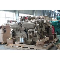 China 1200HP Turbocharged 12 Cylinder Diesel Engine , 12 Cylinder Cummins Engine KTA38-M2 wholesale