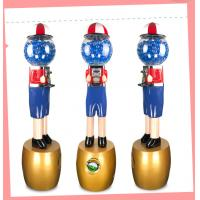 China Super Mary Shape Gumball Vending Machine For Boys And Girls Wear Resistant wholesale