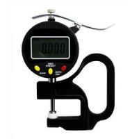 China 0-100mm Digital Micron Thickness Gauge 0.001mm (5318-10) wholesale