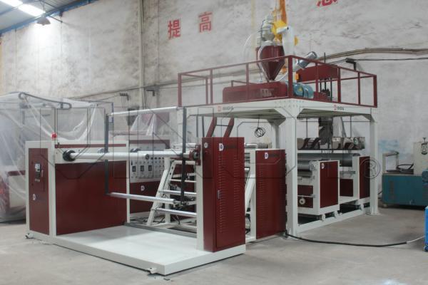 Quality Plástico de burbujas del aire del PE que hace la máquina, empaquetadora de la burbuja automática for sale