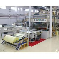 China Single Beam PP Non Woven Fabric Making Machine / Production Line high strength wholesale