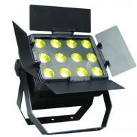 China Super Bright 12 x 15w RGB 3 in 1 DMX Led Wall Washer For Stage Show wholesale