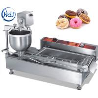 China Electric Automatic Food Processing Machines Mini Donut Maker Stable Performance on sale