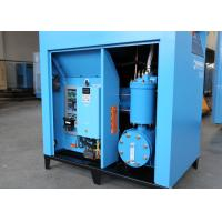 China Rotary Screw Type Air Compressor VFD PM Motor , 11kW 15 Hp Screw Compressor wholesale