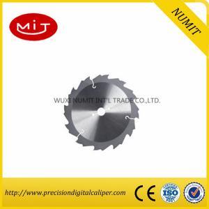 China TCT Circular Saw Blade / Industrial Metal Cutting Band Saw 12 inch Metal Cutting Blade wholesale