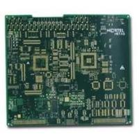 Buy cheap 8 Layers 0.7mm Computer / Electronics Multilayer Pcb Board 610 * 1200mm from wholesalers