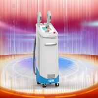 China Permanent hair removal / SHR hair remover / ipl opt aft shr wholesale