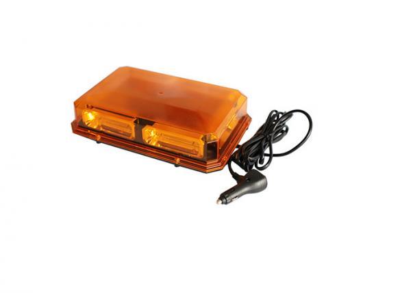 Quality Low Profile Magnetic Emergency Vehicle Light Bar Led Amber Warning Lights for sale