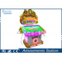 China Happy Toy Prize Redemption Game Machine Coin Operated With Lottery Function wholesale
