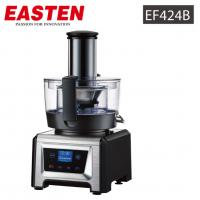 China Easten 1000W Kitchen Food Processor EF424B/ 10 Cups Useful Round Spiral 10-in-1 FoodProcessor wholesale